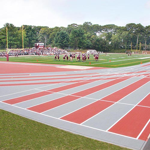 North Shore High School Stadium + Athletic Facilities