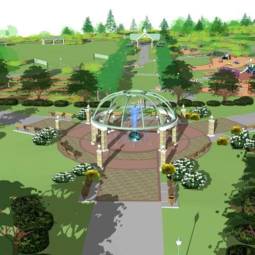 Central Islip Community Park Master Plan