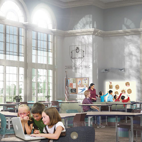 Scarsdale Schools Bond Planning – Greenacres School