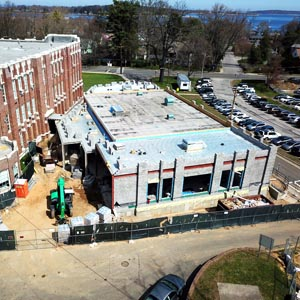 Progress Update: Oyster Bay High School