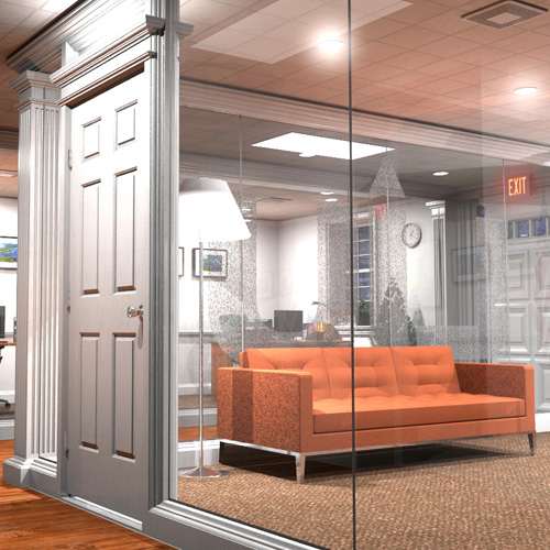 Long Island University | Existing Bush-Brown Hall Renovation