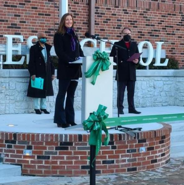 Greenacres School Ribbon-Cutting Ceremony