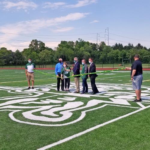 School athletic facilities in 2021