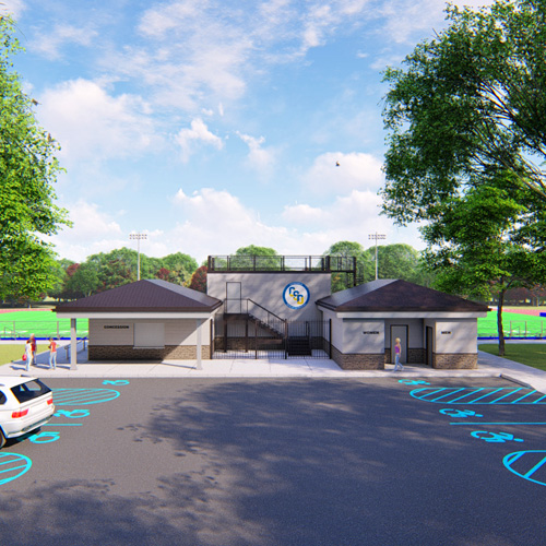 Proposed Comsewogue Field House