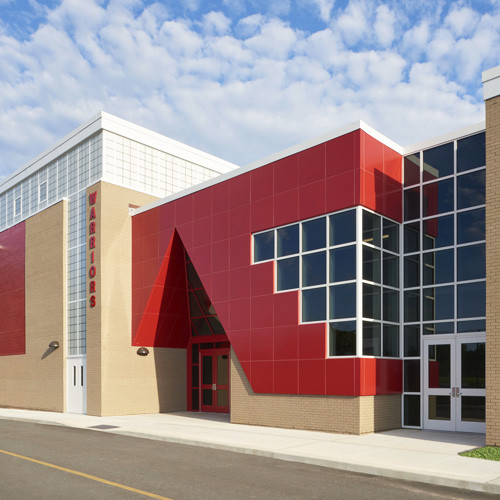 Amityville Memorial High School